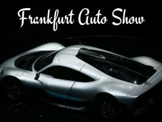 Cars In Frankfurt Motor Show 2017