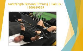 Best Personal Trainer Holland Park, Brisbane