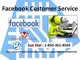 To like any page, gain Facebook Customer Service 1-850-361-8504