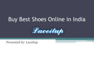 Buy Best Shoes online in India