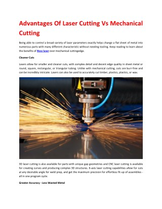 Laser Cutter, Engraver, & Marking Machines | Boss Laser