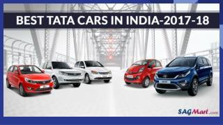 Best Tata car in india 2017-18   Tata Cars