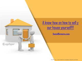A know-how on how to sell your house yourself!!!