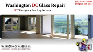 Hire our Professional Service to repair Window Glass | Call on 202-621-0304