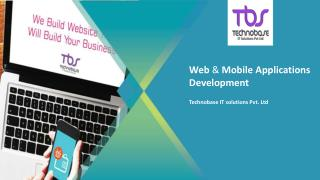 Web Application Development Company in Nagpur
