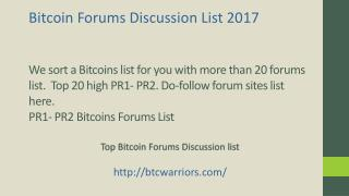 Cryptocurrency Forums Canada