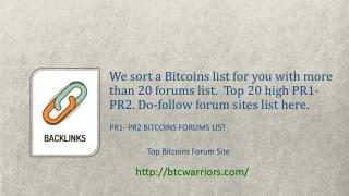 Free Bitcoin Sites