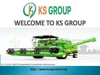 Manufacturers and suppliers of Agricultural Implements and Machinery