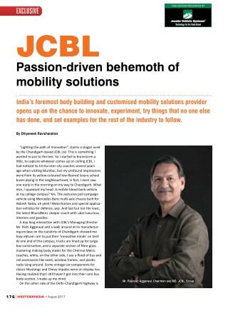 JCBL coverage in Motorindia