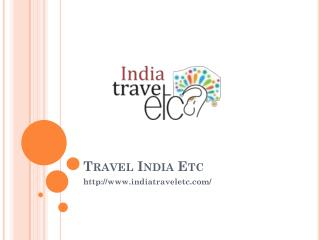 Best Indian Travel Agency