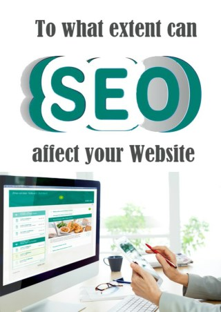 How Can SEO Impact Your Website | YourSEOPick