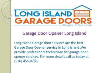 Garage Door Opener Long Island