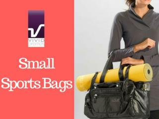 Small Sports Bags | Custom Printed Sports Bags
