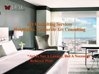 Corporate, Hospitality Art Consultants - DAC