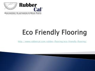 Eco Friendly Flooring