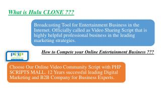 YouTube Clone Software - (Php Scripts Mall) - Online Video Community Script