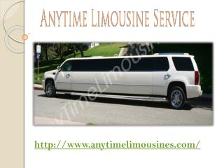 Anytime Limousines