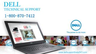 Dell technical support phone number  1(800) 870-7412 usa canada toll free