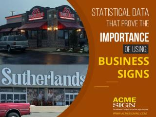 Importance of Using Outdoor Signs in Kansas City for Your Business