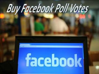 How to Increase Votes on Facebook Poll