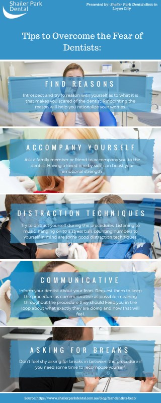 Tips to Overcome the Fear of Dentists
