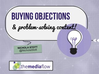 Content Marketing Strategy - Using Data Mining to Discover Buying Objections