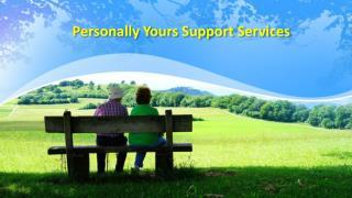 Senior Care Burlington County NJ - Personallyyourssenior