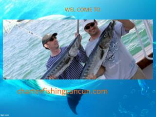 Deep Sea Fishing Tours - Cancun Fishing Charters