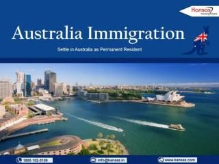 Make Australia your next permanent home- Apply for Skilled Worker visa - Australia Immigration
