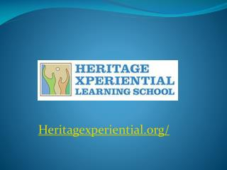 Heritage xperiential learning School is rated among top ten best CBSE and International schools in Gurgaon.