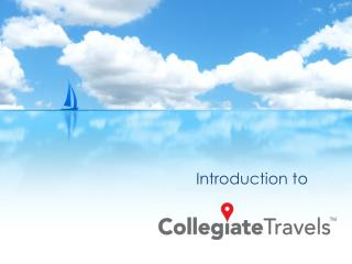Introduction to Collegiate Travels
