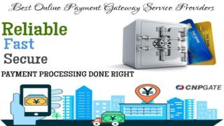 Best Merchant Account Service Provider For Ecommerce Business