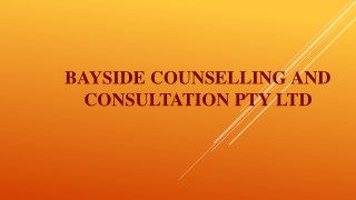 Private Counselling And Mental Health Frankston