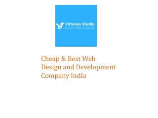 Professional Web Design and Development Company