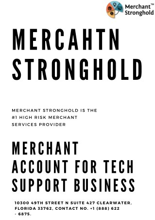 Best Tech Support For Merchant Account Provider