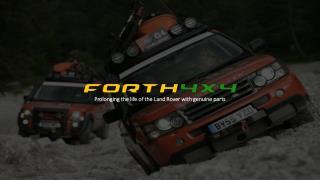 Land Rover Parts Uk