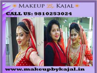 Outstanding Freelance Makeup Artist in Delhi NCR | Makeup by Kajal
