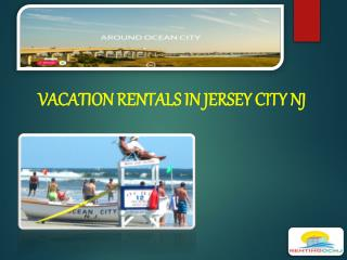 Vacation Rentals in Jersey City NJ