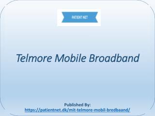 Telmore Mobile Broadband