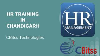 HR Training in Chandigarh