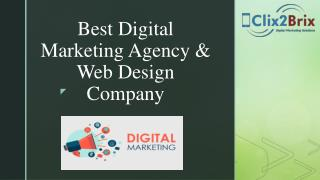 Get professional Digital Marketing Agency & Web Design Company in Scottsdale