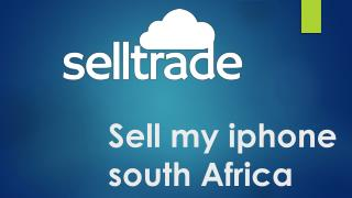 sell my iphone south Africa