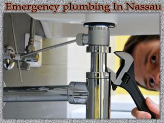 Emergency plumbing In Nassau