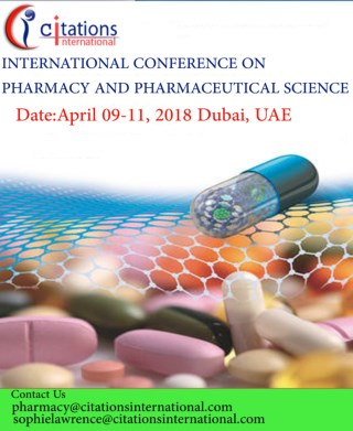 Pharmacy Conferences|Pharmacy meetings 2018 |Pharmacy events|Dubai|Asia|Europe|USA|2018
