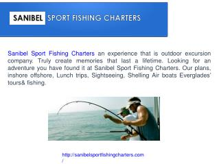 Fishing Trips Sanibel FL