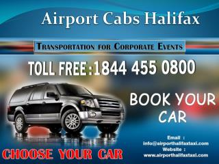 taxi to airport- Airpothalifaxtaxi- cheapest fare to airport- Nova Scotia tours- Business class limousines.pptx