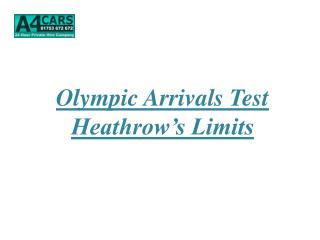 Heathrow Airport to Undergo Dramatic Changes
