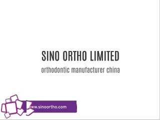orthodontic manufacturer china
