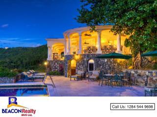 Looking for British Virgin Islands luxury real estate properties for sale?