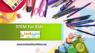 Hands-on Projects On STEM For Kids